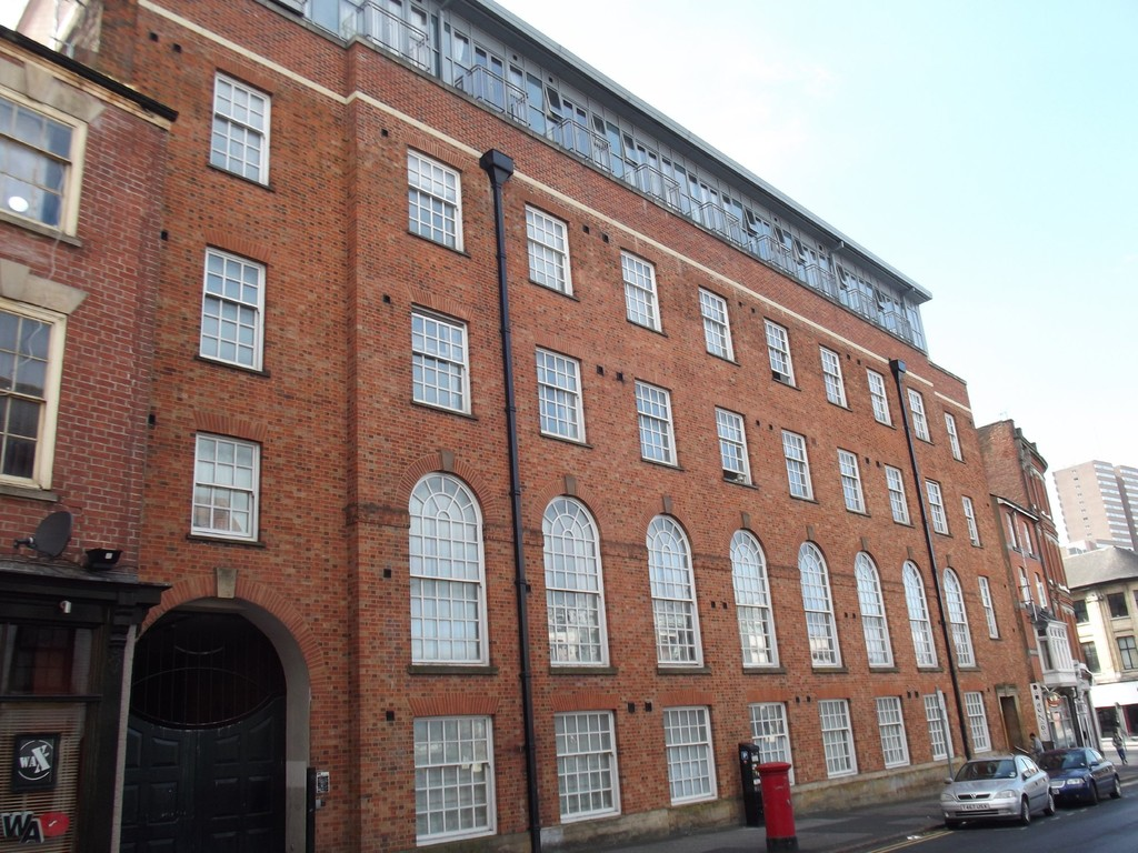 1 Bedroom Apartment Flat for sale in Castle Exchange, Broad Street NG1