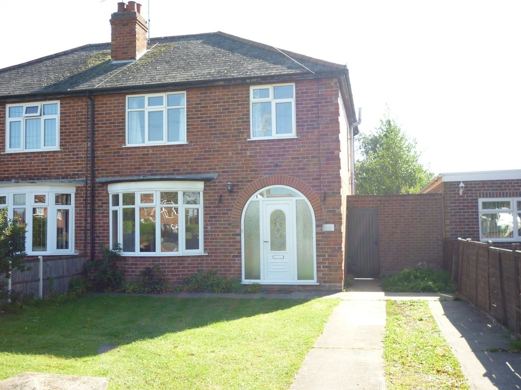 3 Bedrooms Semi Detached House for rent in Hykeham Road, North Hykeham LN6