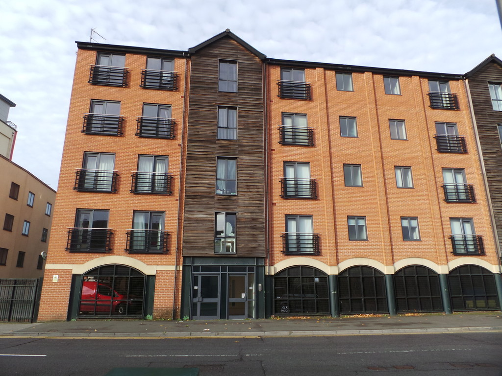 2 Bedrooms Apartment Flat for sale in Granary Wharf, Gainsborough DN21