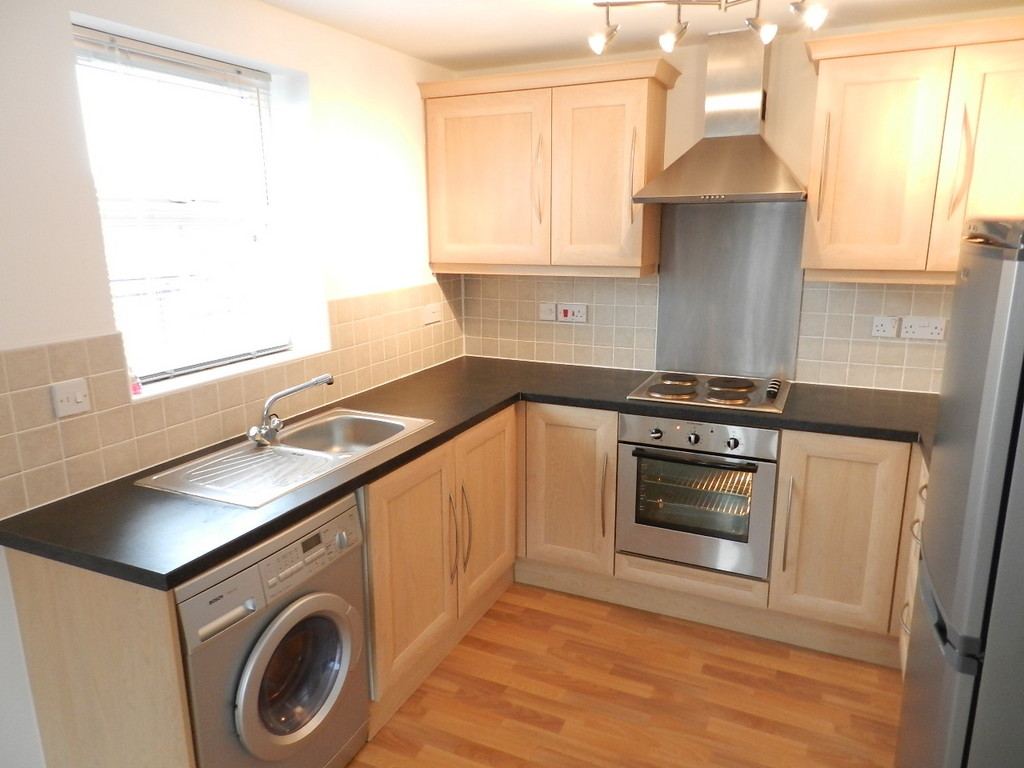 2 Bedrooms Apartment Flat for sale in Etruria Court Off Humbert Road ST1