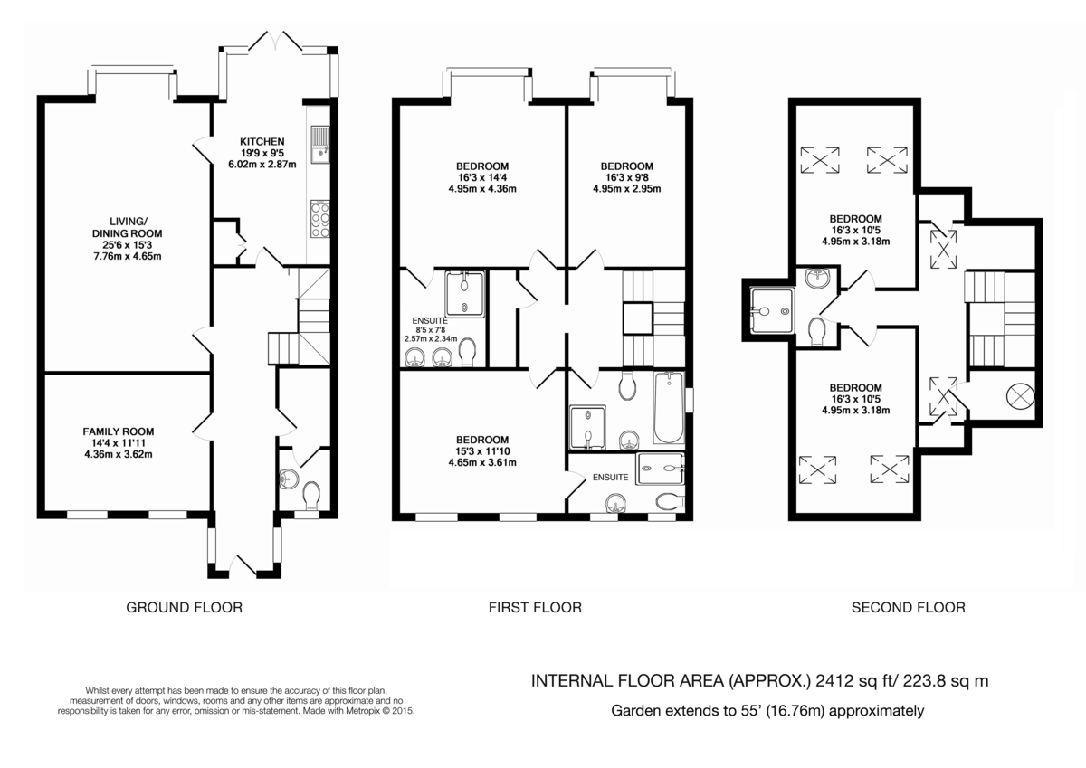 Victorian Semi Detached House Floor Plan House Plans