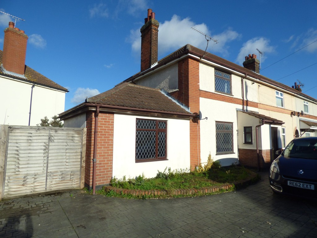 3 Bedrooms Semi Detached House for rent in Nightingale Square, East Ipswich IP3