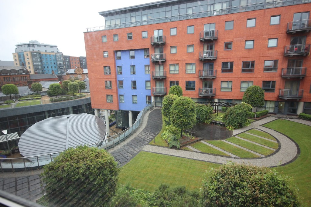 Martin Amp Co Sheffield 1 Bedroom Flat Let In West One Plaza