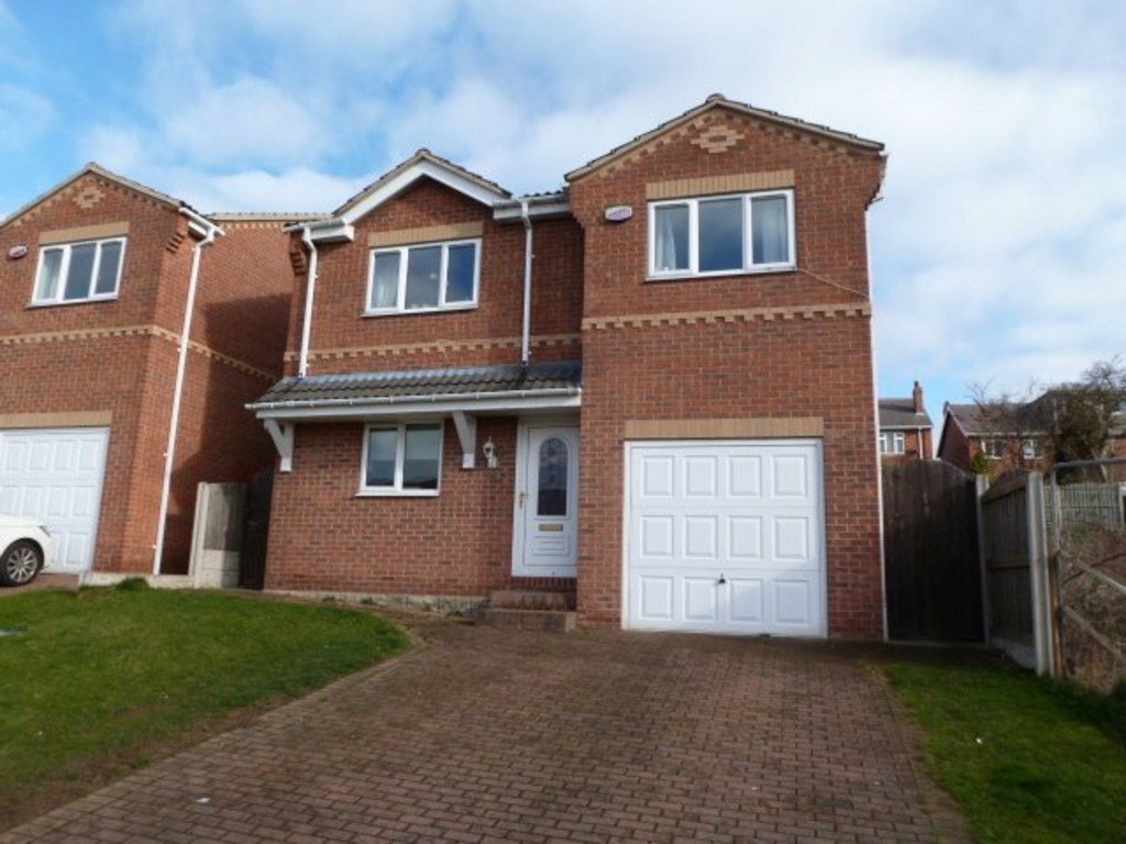 4 Bedrooms Detached House for sale in Hemings Way, South Elmsall WF9