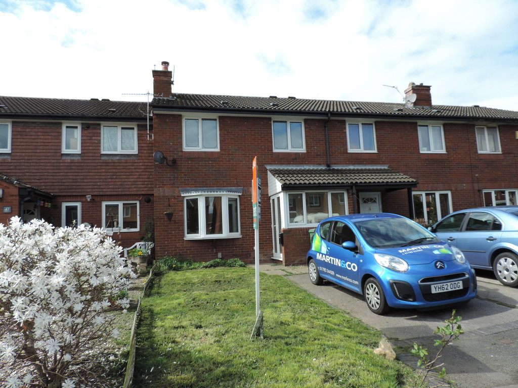 3 Bedrooms Terraced House for sale in Alder Grove, Stafford, ST17 ST17