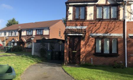 Photo of Pennyroyal Close, Walsall