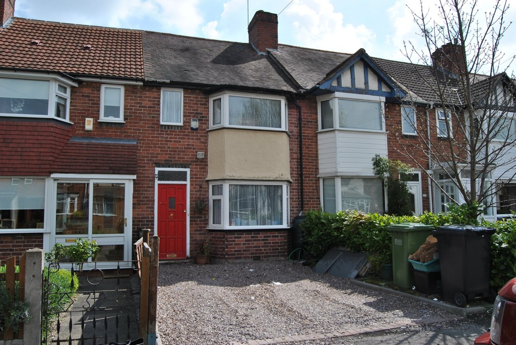 3 Bedrooms Terraced House for sale in Gospel Lane, Solihull B27