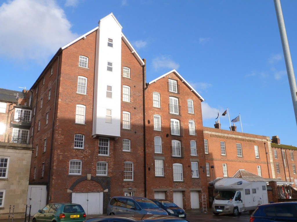 Priday Mill, Gloucester GL1