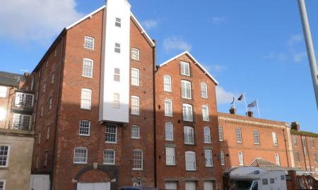 Photo of Priday Mill, 41-45 Commercial Road, Gloucestershire
