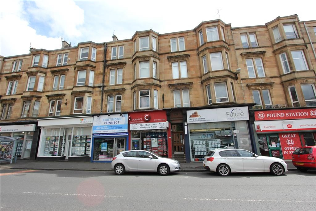 Martin Amp Co Glasgow Shawlands 2 Bedroom Flat Let In