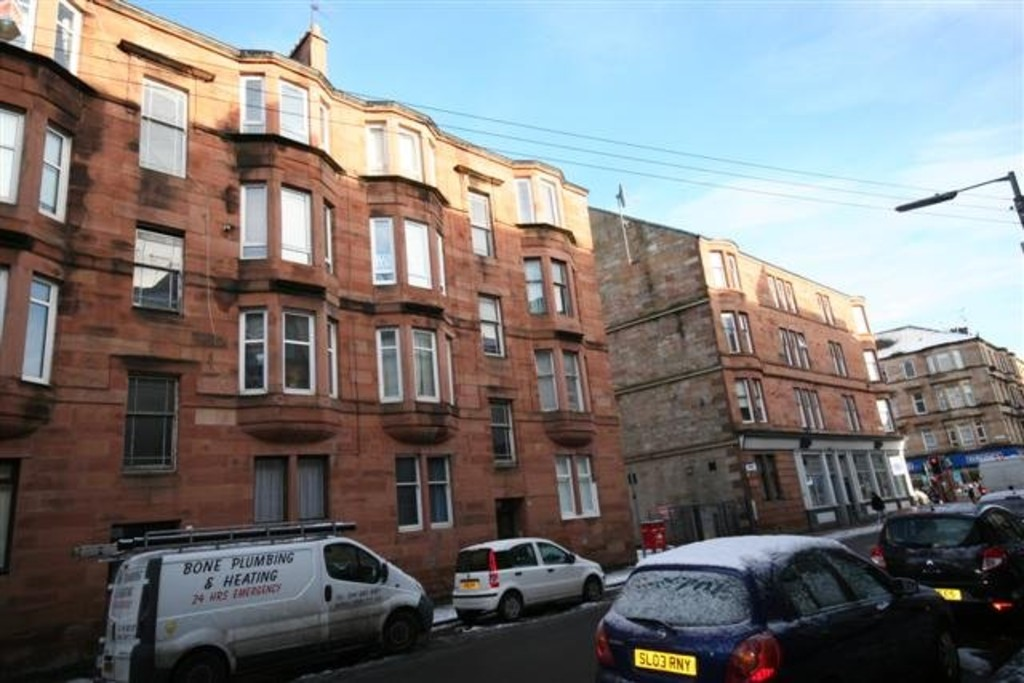 Martin Amp Co Glasgow Shawlands 1 Bedroom Flat To Let In