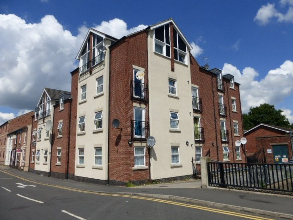 2 Bedrooms Apartment Flat for sale in Monson Mews, Monson Street LN5