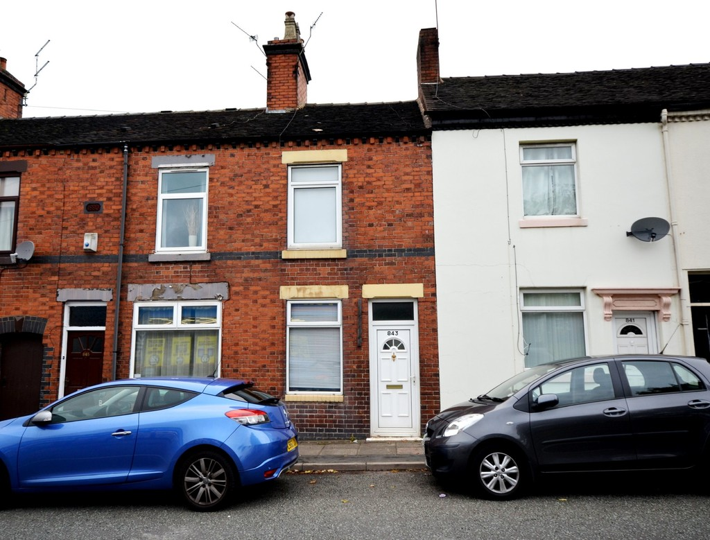 2 Bedrooms Terraced House for sale in London Road, Trent Vale ST4