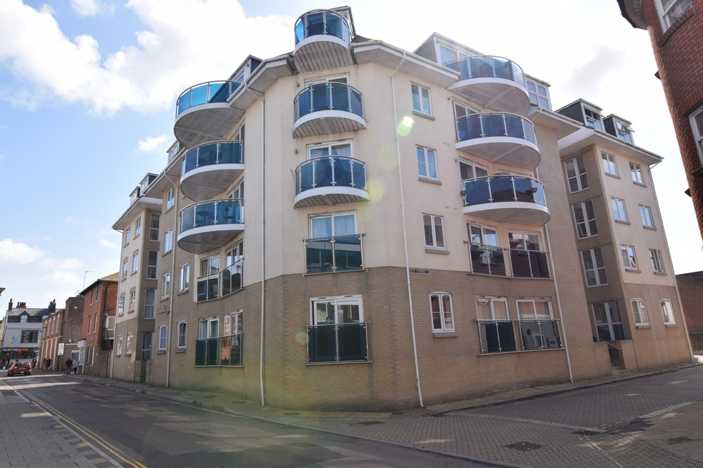 1 Bedroom Apartment Flat for sale in Lower St Alban Street DT4