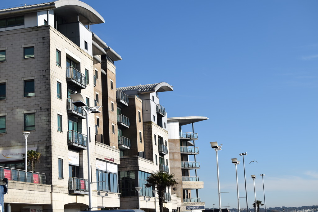 2 Bedrooms Flat for sale in Poole Quay BH15
