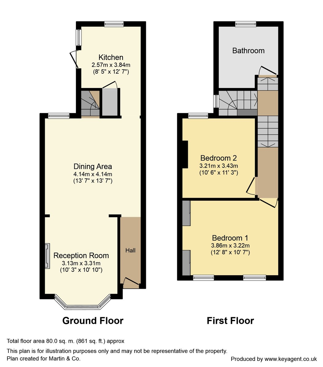 English terraced house floor plan for 3 storey terrace house design