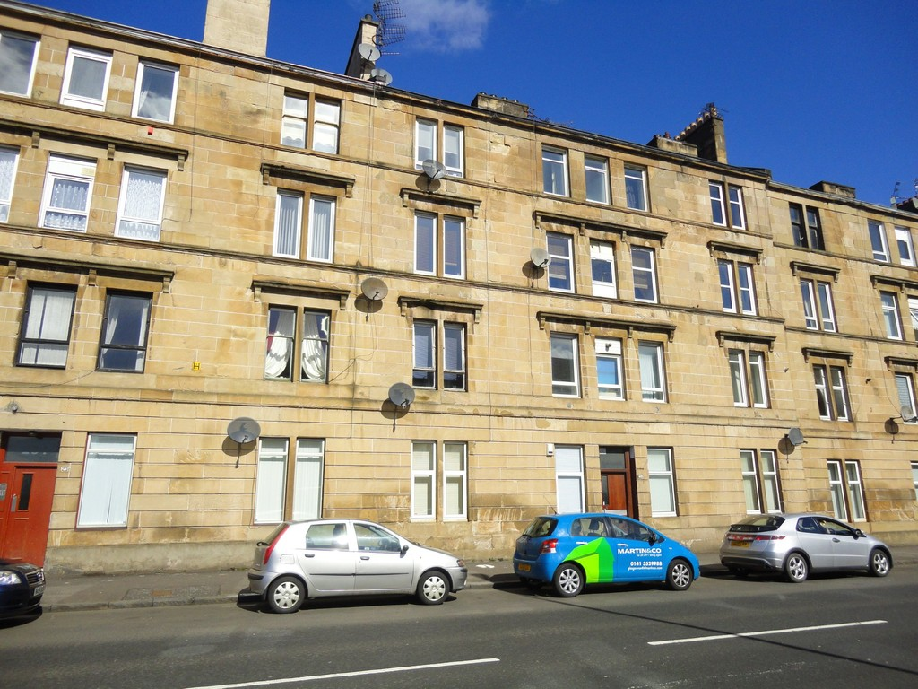 1 Bedroom Flat for rent in DENNISTOUN - Cumbernauld Road G31