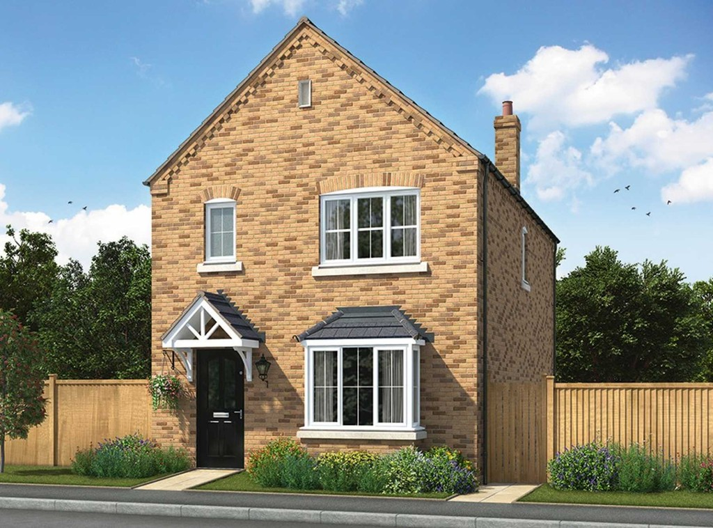 3 Bedrooms Detached House for sale in Plot 20, The Malham, The Swale, Corringham Road DN21