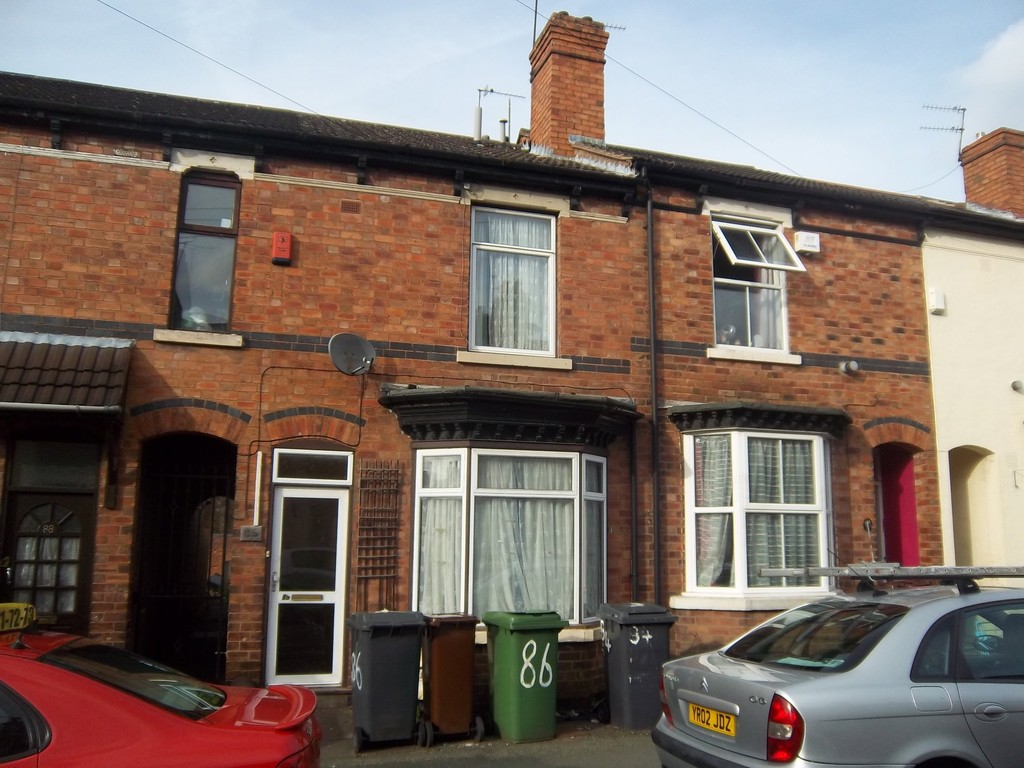 3 Bedrooms Terraced House for sale in Pennfields, Wolverhampton WV3