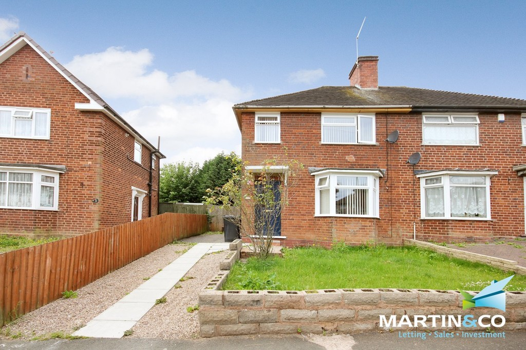 Martin Amp Co Birmingham Harborne 3 Bedroom Semi Detached