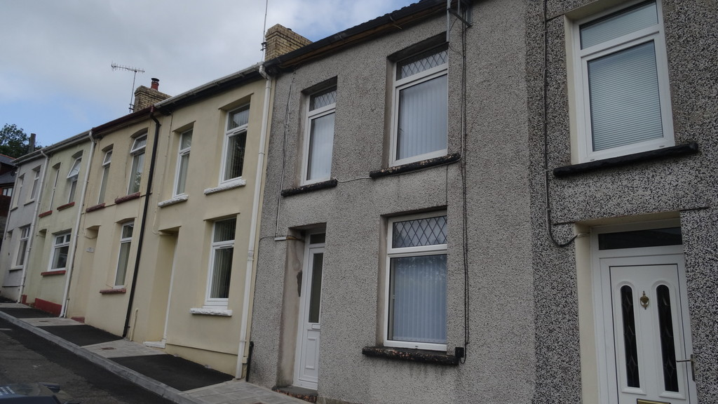 2 Bedrooms Terraced House for sale in Fairview Houses, Cefn Coed, Merthyr Tydfil CF48