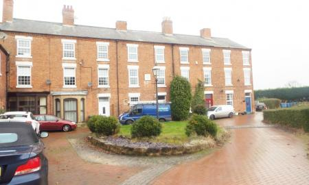 Photo of Park Place, Worksop, Nottinghamshire
