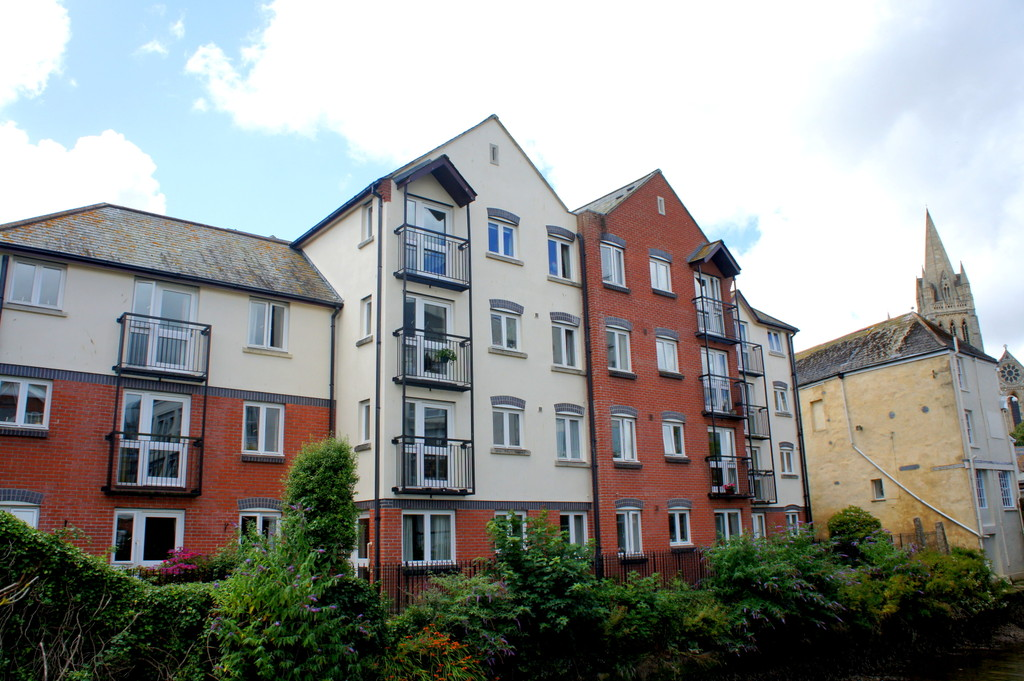 1 Bedroom Apartment Flat for sale in Lowen Court, Truro TR1