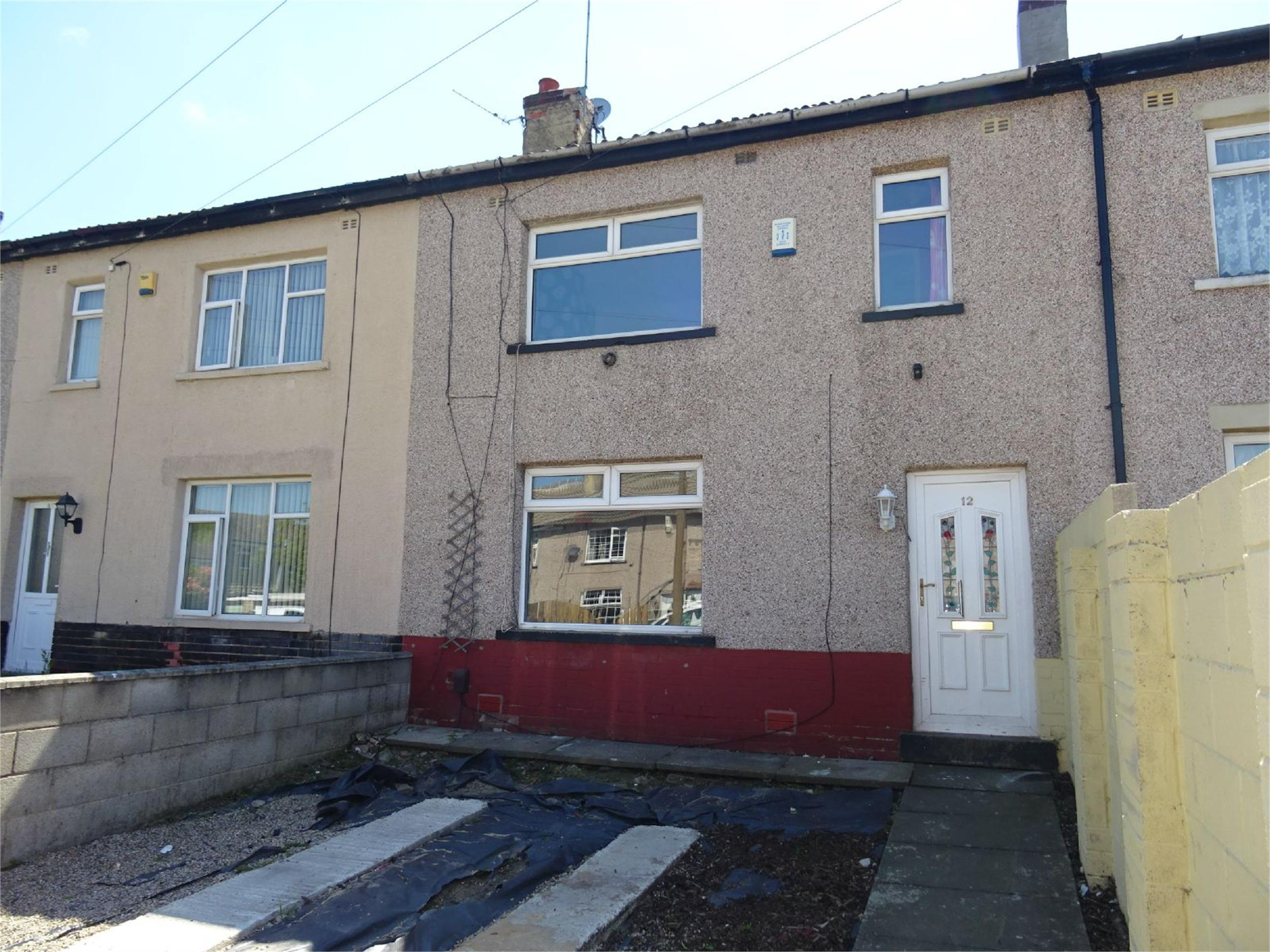 Yorkshire Terrace: Whitegates Bradford 3 Bedroom Town House For Sale In