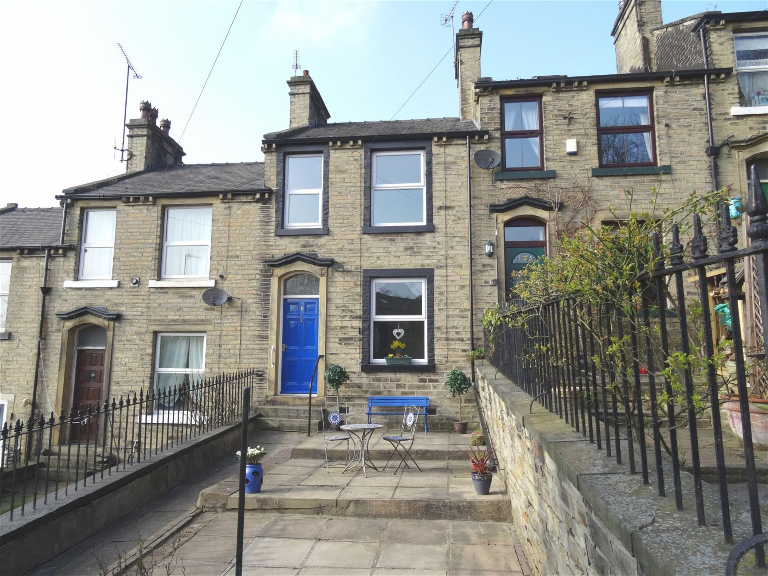 Yorkshire Terrace: Whitegates Brighouse 2 Bedroom House For Sale In Helen
