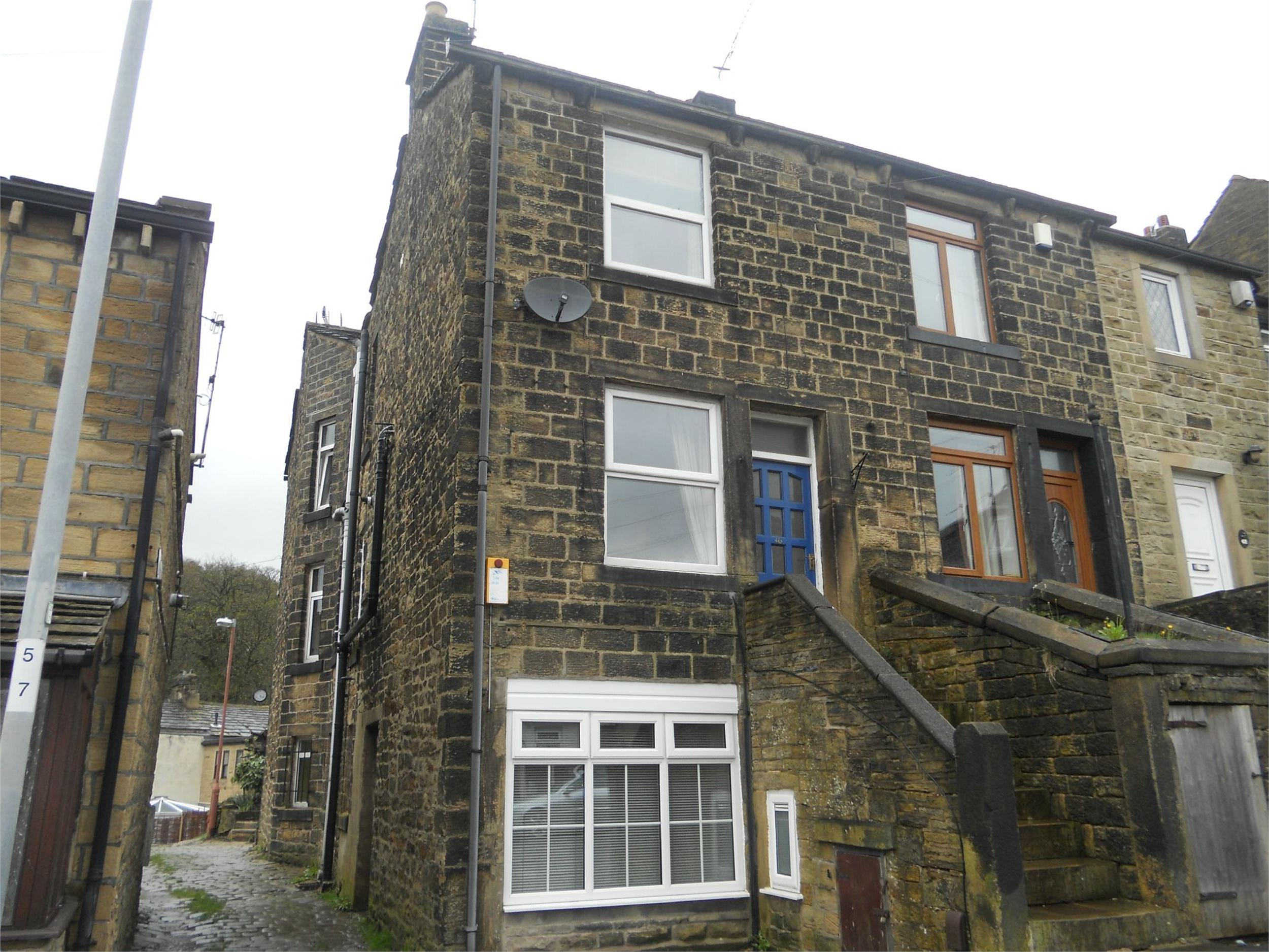 Yorkshire Terrace: Whitegates Keighley 2 Bedroom Terraced House For Sale In