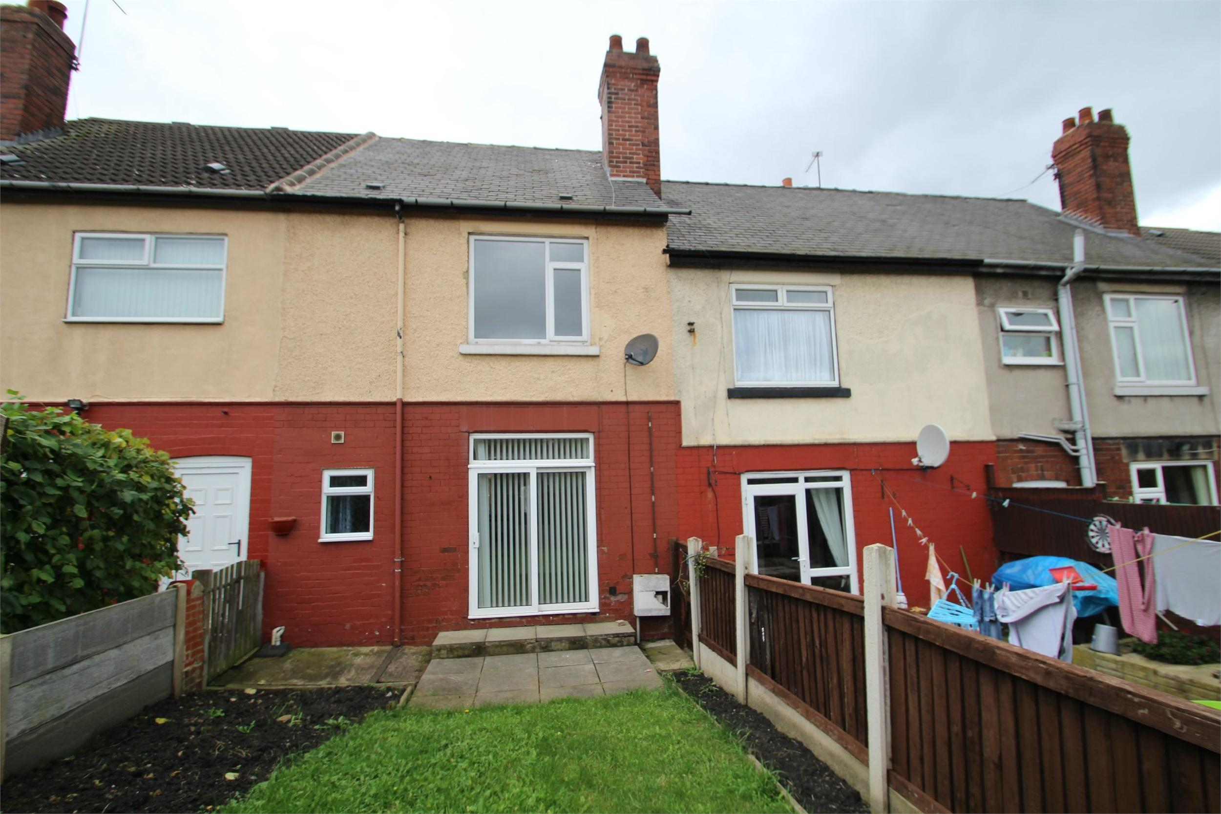 Yorkshire Terrace: Whitegates Pontefract 3 Bedroom Terraced House To Rent In