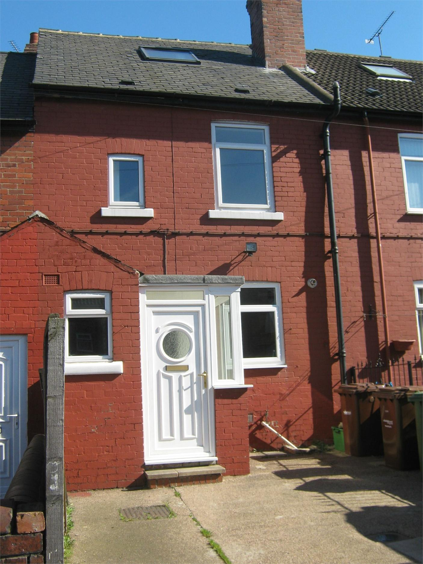 Yorkshire Terrace: Whitegates Pontefract 3 Bedroom Terraced House To Let In