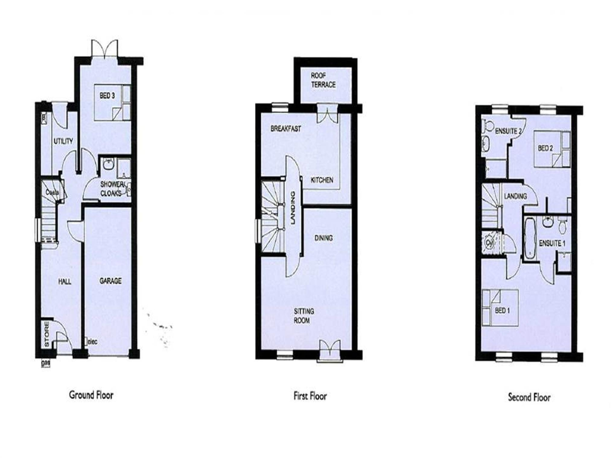David wilson homes floor plans for Floor plane