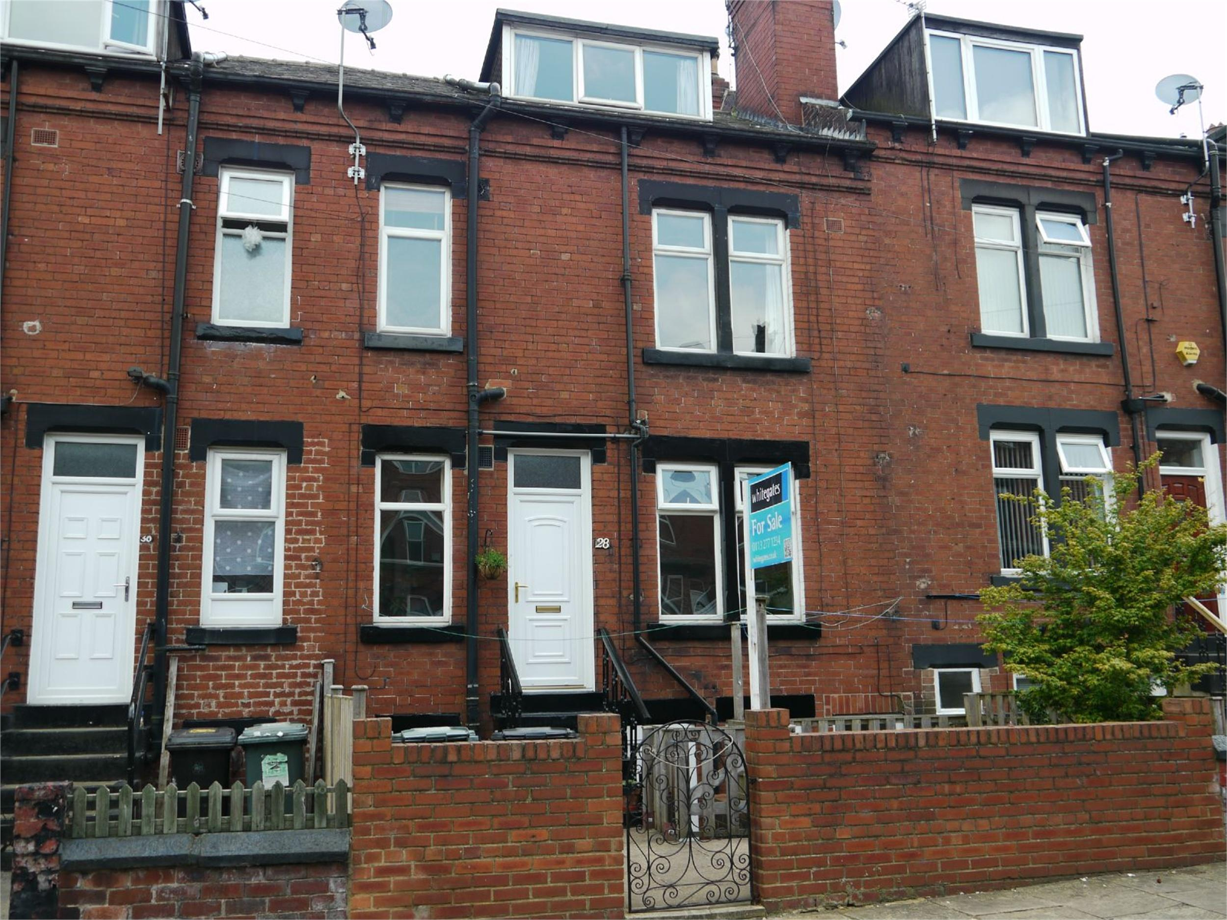 Yorkshire Terrace: Whitegates South Leeds 2 Bedroom House For Sale In