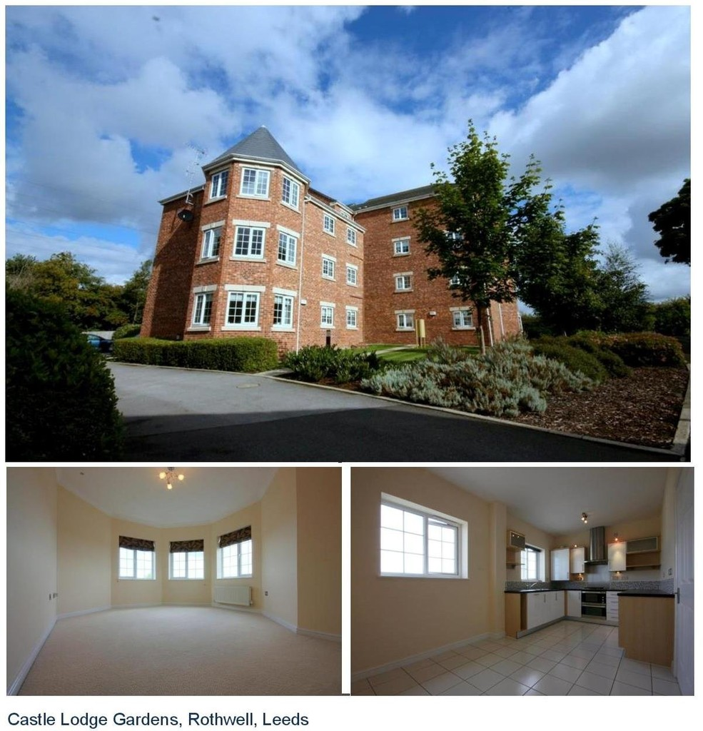Martin Co Leeds Garforth 2 Bedroom Apartment For Sale In