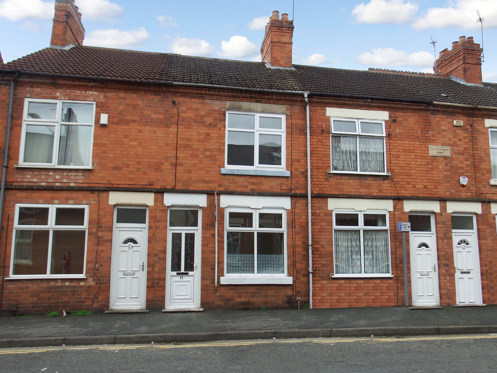 Martin co loughborough 3 bedroom terraced house for sale for What is terrace house