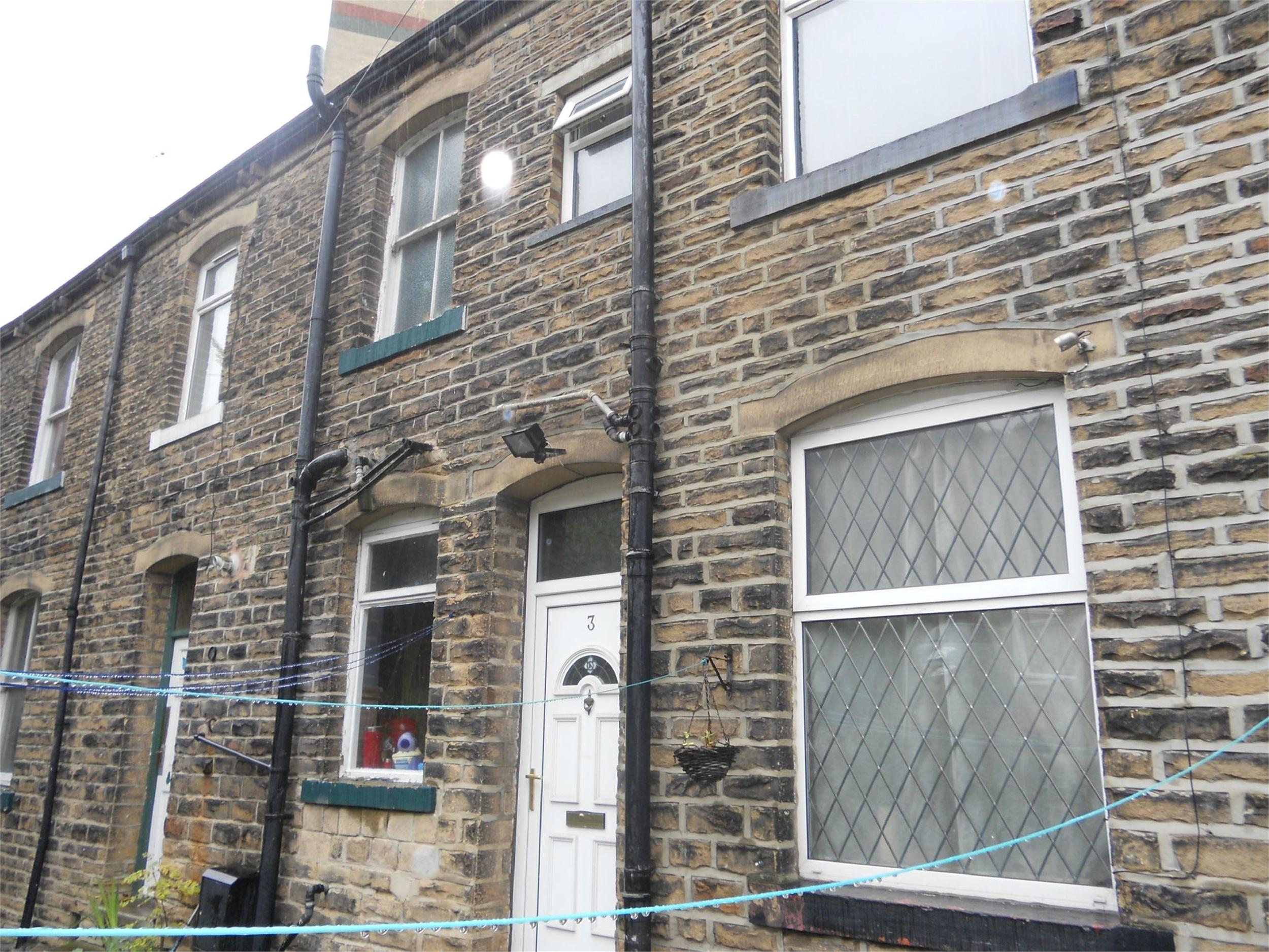 Yorkshire Terrace: Whitegates Keighley 1 Bedroom House For Sale In 3 Wood
