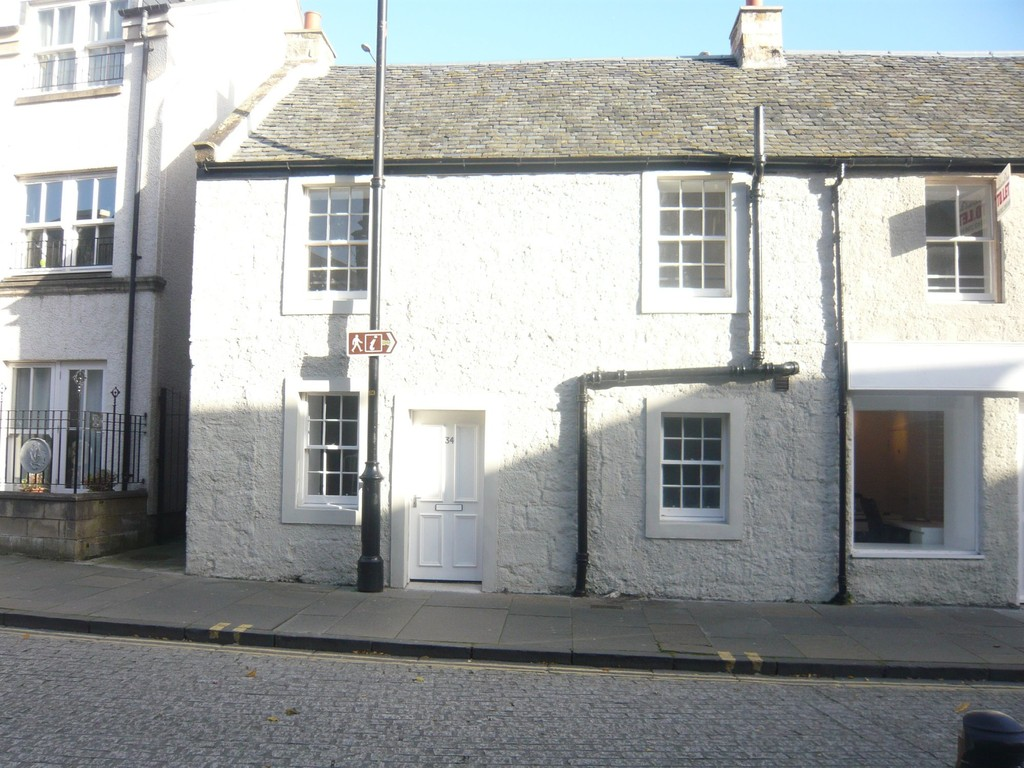 2 Bedrooms Terraced House for rent in Bruce Street, Dunfermline KY12