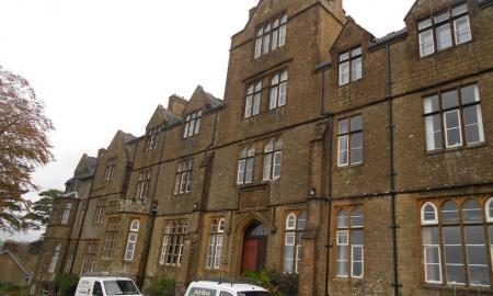Photo of De Combe House, Crewkerne