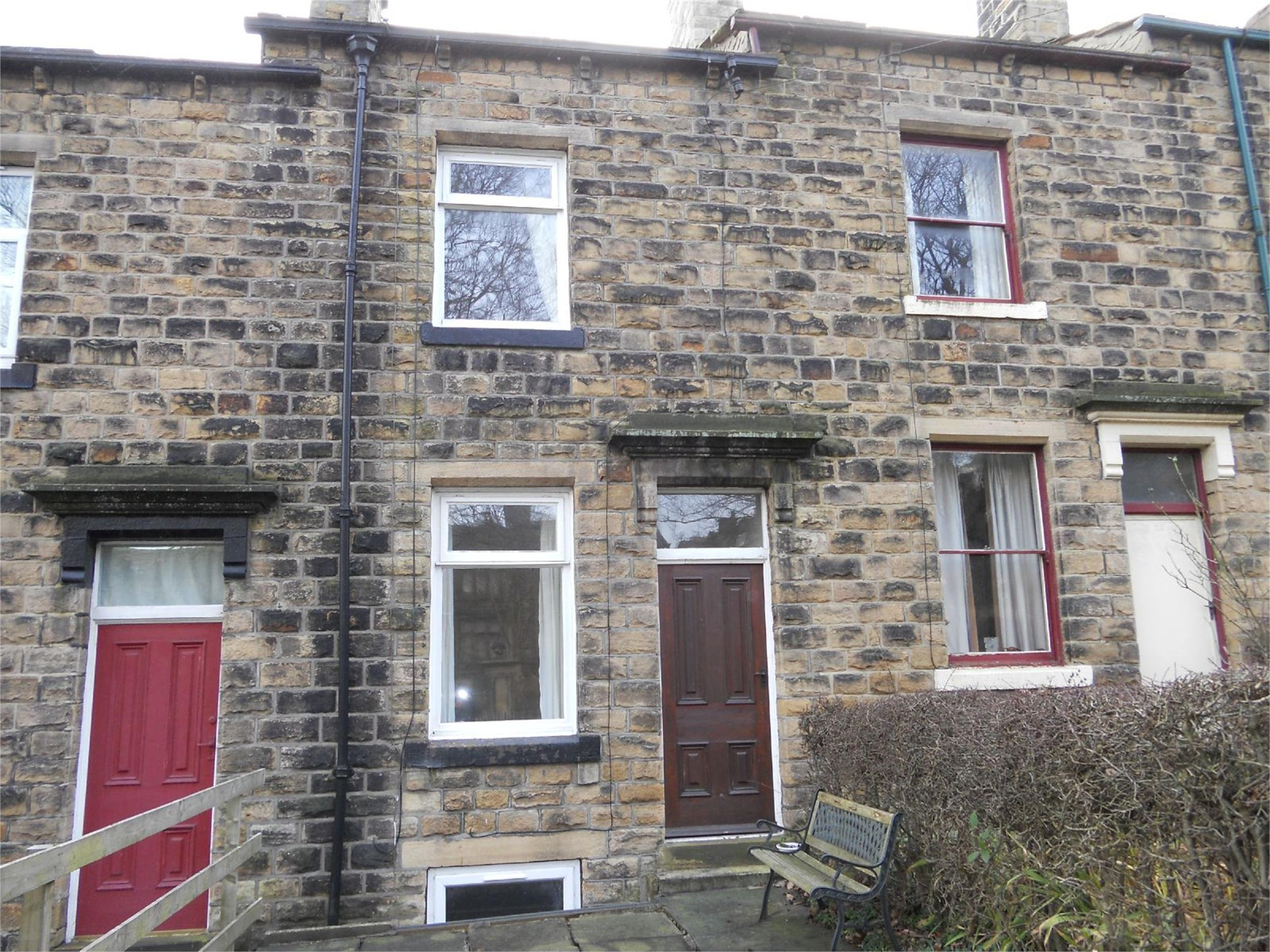 Yorkshire Terrace: Whitegates Keighley 3 Bedroom House To Rent In 21 Poplar
