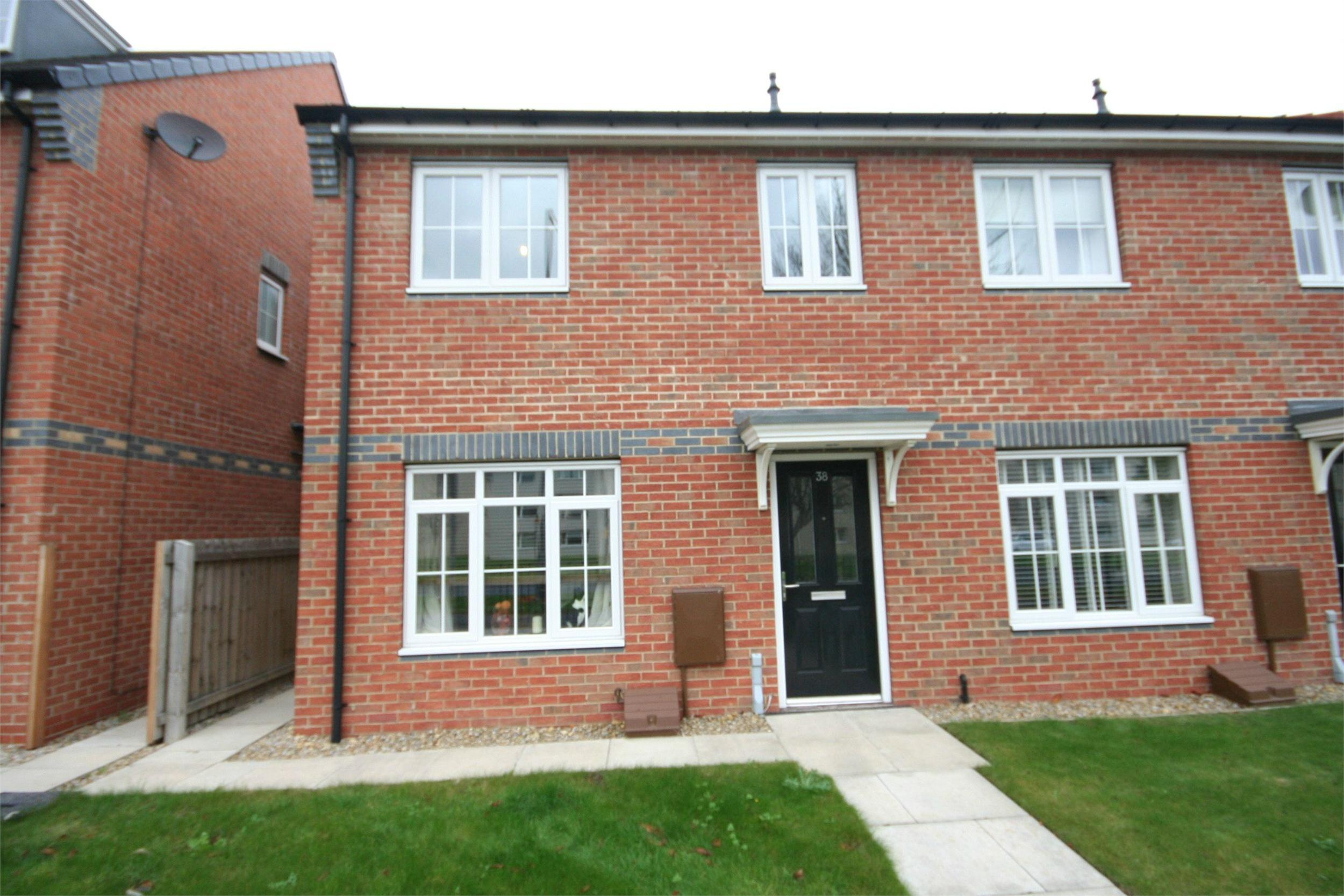 Whitegates Tees Valley 2 bedroom House to rent in The Causeway
