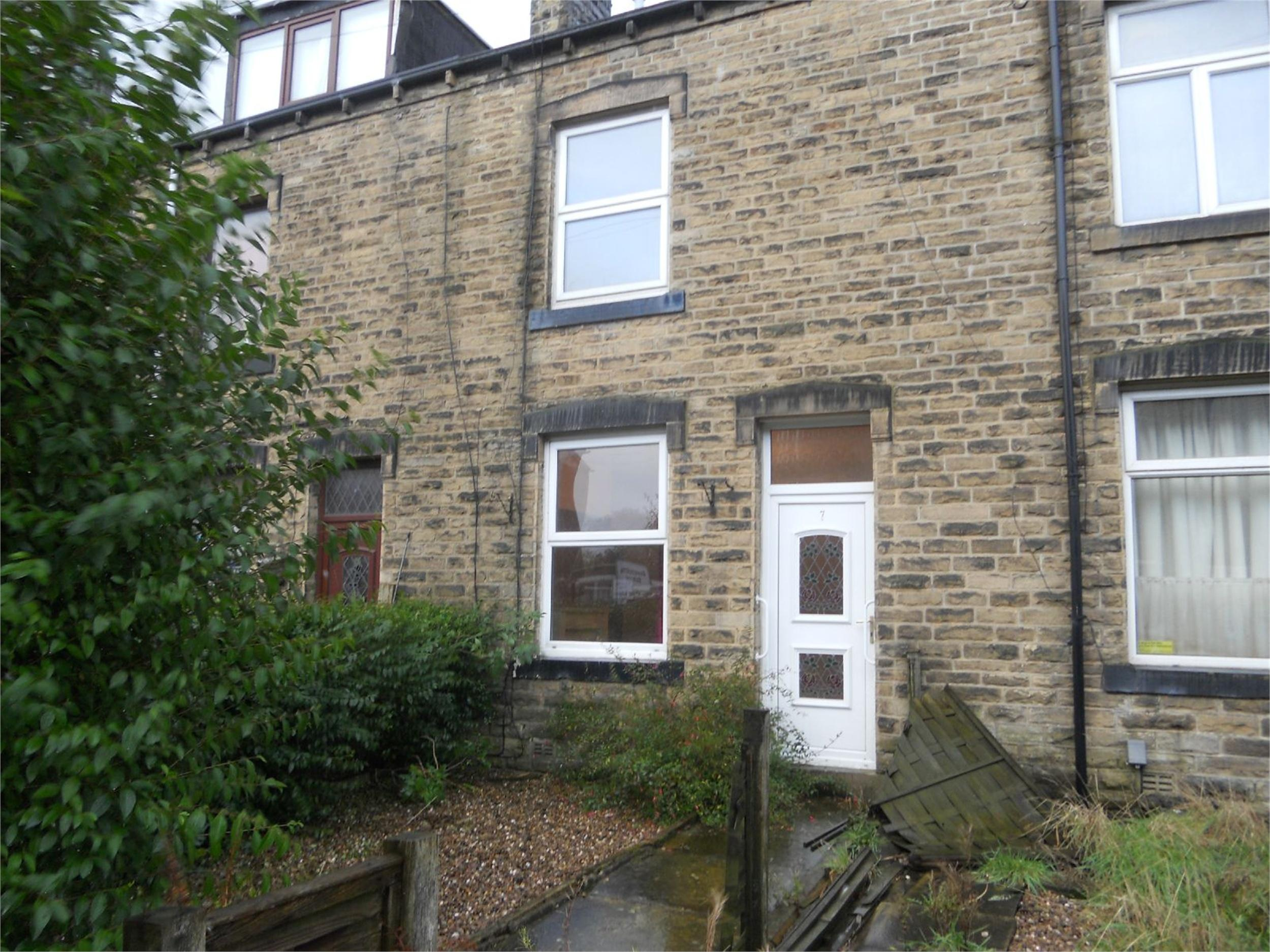 Yorkshire Terrace: Whitegates Keighley 3 Bedroom House To Let In 7 Nashville