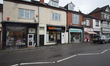 Photo of High Street, Wolstanton