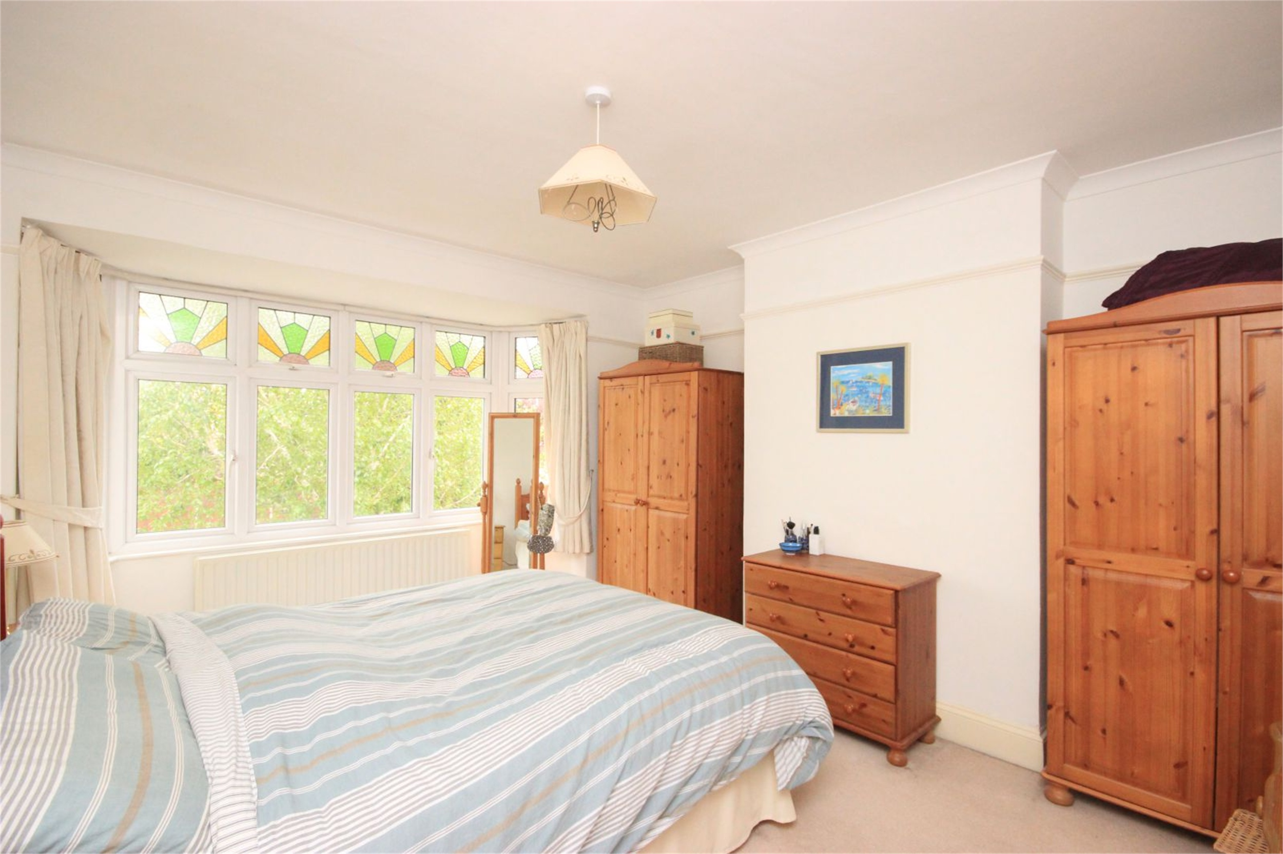 Cj Hole Henleaze 3 Bedroom Semi Detached House For Sale In
