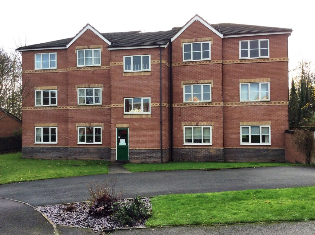 1 Bedroom Apartment Flat for sale in Morgan Close, Crewe CW2