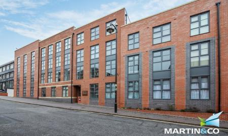 Martin & Co Birmingham City 2 bedroom Apartment To Let in ...