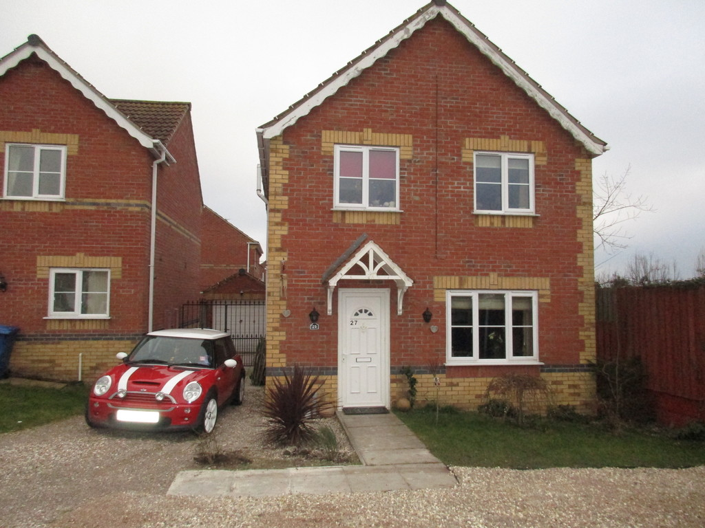 Martin co gainsborough 4 bedroom detached house for sale for Juniper house