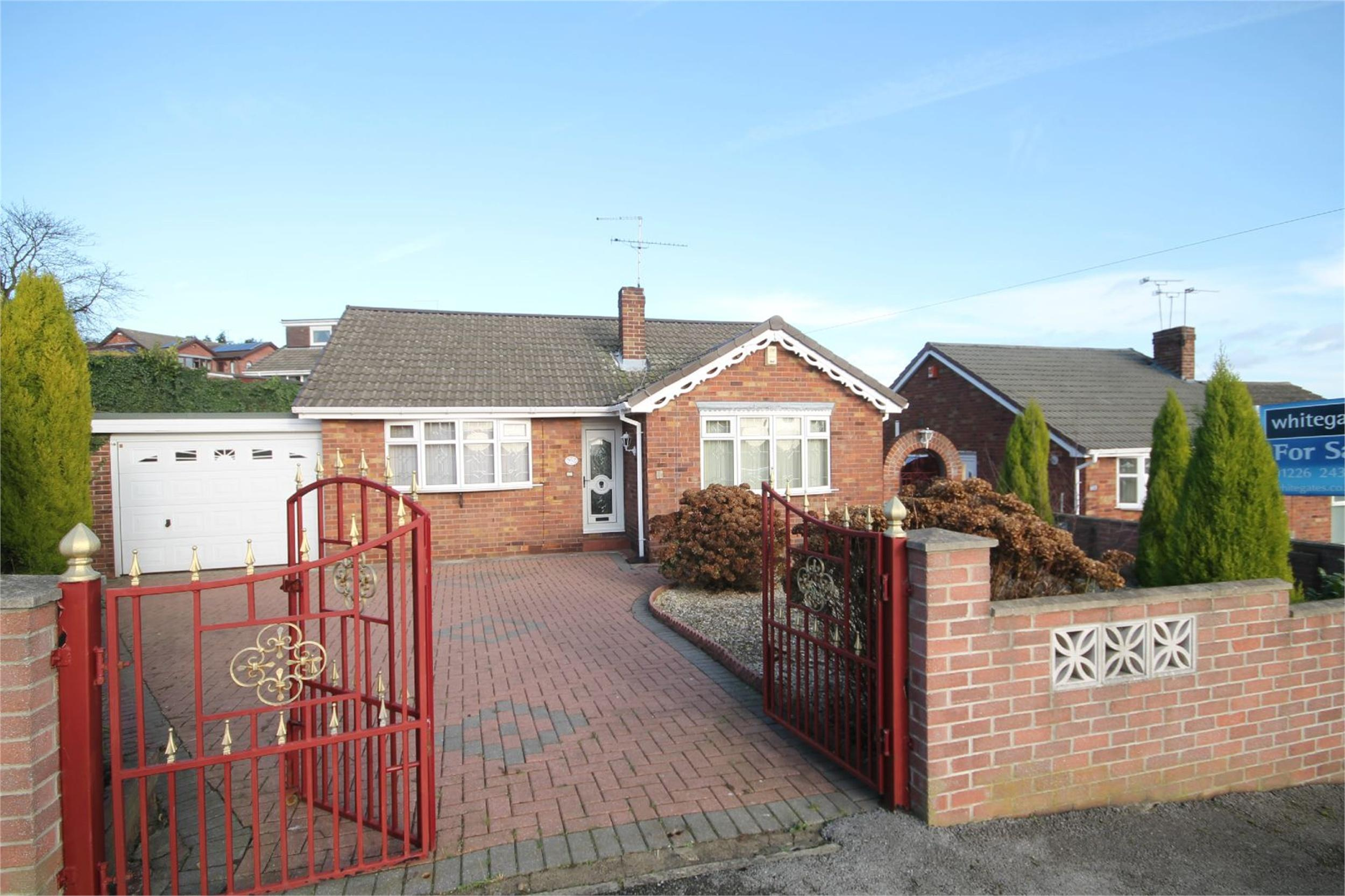 Whitegates Barnsley 2 Bedroom Detached Bungalow For Sale