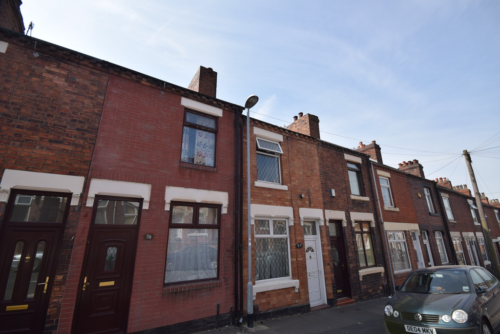 2 Bedrooms Terraced House for sale in Nash Peake Street, Tunstall ST6