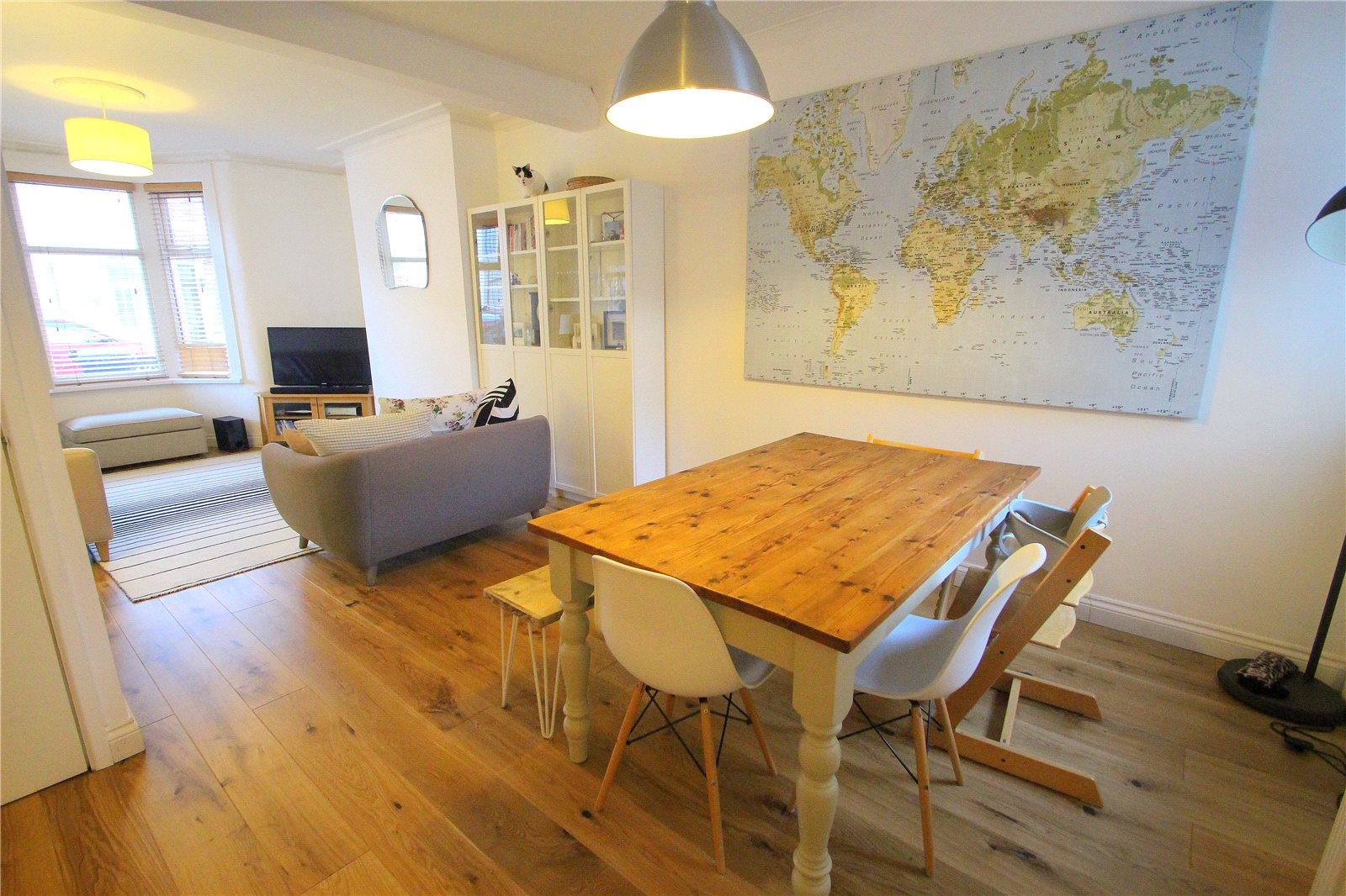 3 Bedrooms Terraced House for sale in Ruby Street The Chessels Bristol BS3